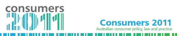 Consumer 2011 Banner