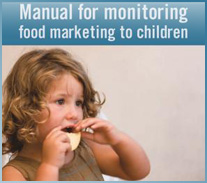 CI Food manual cover - cute kid