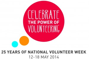 National Volunteer Day Banner 2014