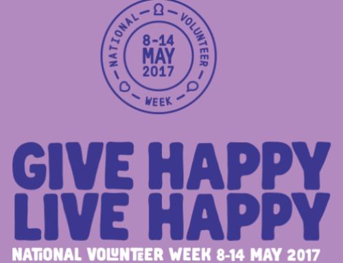 Consumer Representatives and National Volunteer Week